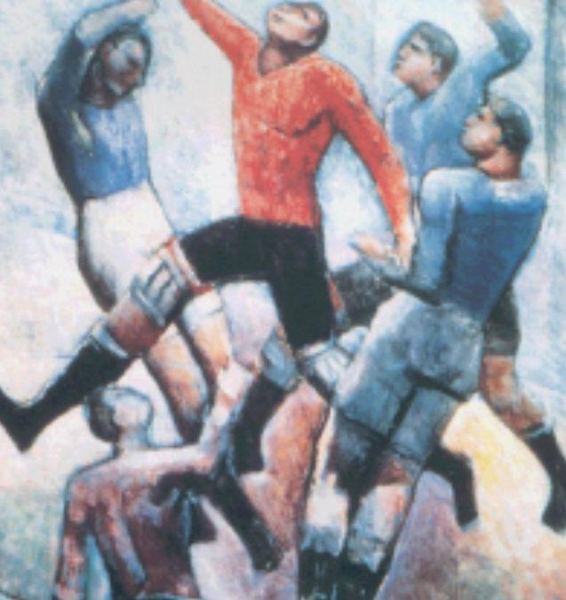 L'arte, il neoralismo… Il calcio da un'altra angolazione.