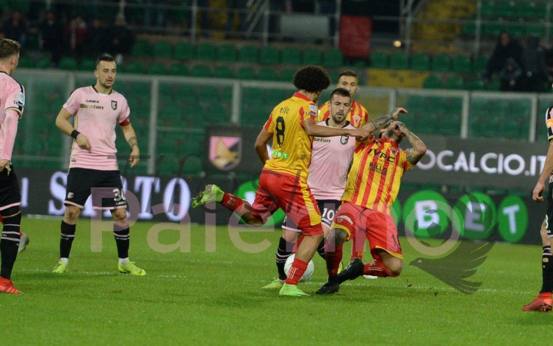 """Contro il Benevento, il Palermo vede le """"Streghe"""""""