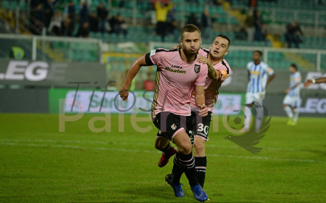 """Puscas: """"Il gol? Mi sono trovato al posto giusto nel momento giusto, dobbiamo continuare così"""""""