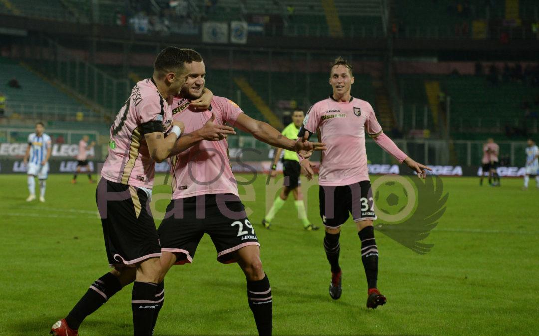Le avversarie steccano, Palermo occasione per scappare – (GdS)