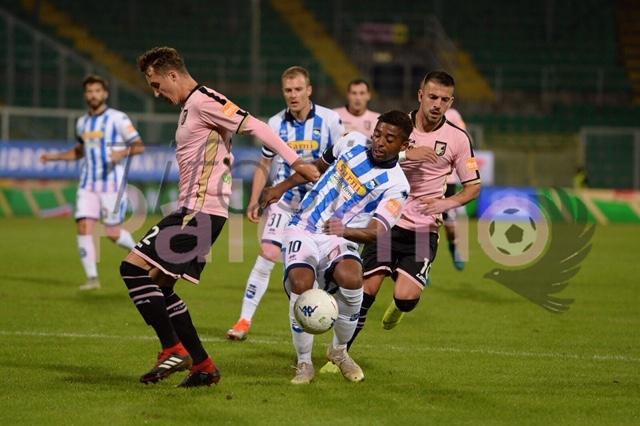 Palermo-Pescara 3-0. Le pagelle del dopo partita di TifosiPalermo.it
