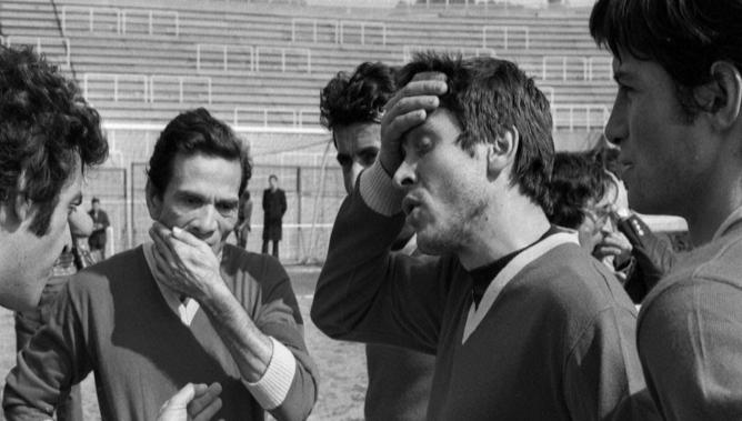 La grande passione: Pier Paolo Pasolini e l'amore per il Calcio