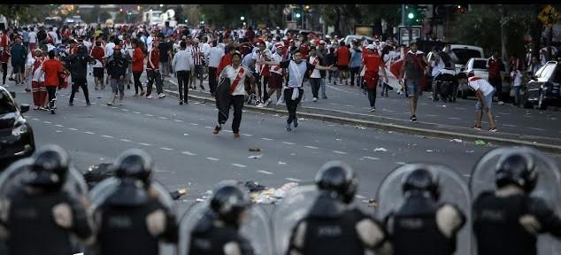 Uno sguardo alla giornata calcistica appena trascorsa, follia a Buenos Aires!