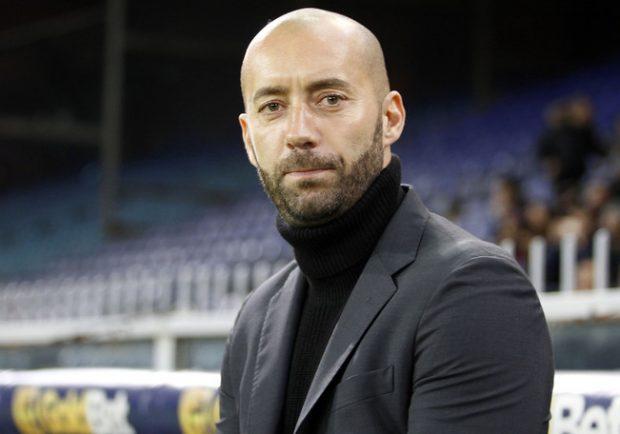 """Bucchi: """"Palermo a segno su due errori nostri. Giocano solo coi singoli"""""""