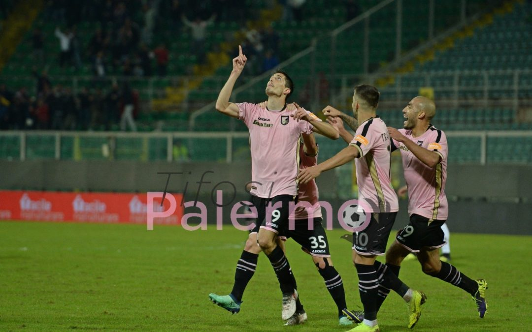 Dove osano le aquile: il Palermo vince e vola al 1° posto!