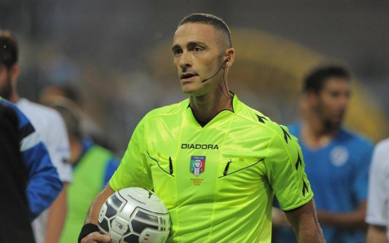 """Livorno-Palermo affidata a Di Paolo. Un arbitro """"casalingo""""?"""