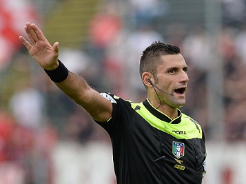 Abbattista di Molfetta dirigerà Palermo-Benevento