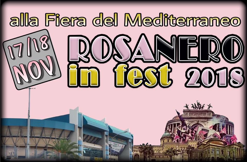 ROSANERO IN FEST 2018 – 17 e 18 NOVEMBRE. LA PASSIONE ROSANERO NON SI FERMA