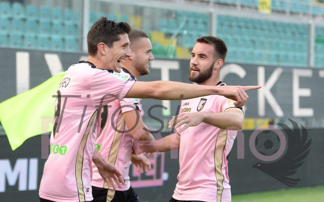 Tornare al successo per l'allungo: il giorno di Spezia-Palermo