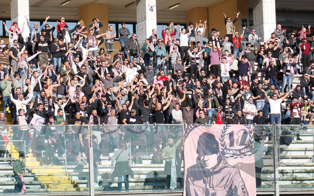Il trionfo del Palermo a Padova. Rivedi tutto in un clic…