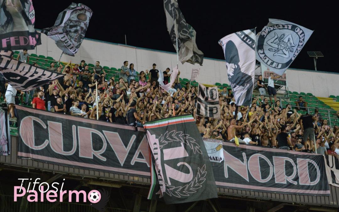 """-6 a Cosenza: tifosi rosanero pronti all'invasione? Una trasferta """"vicino"""" casa"""