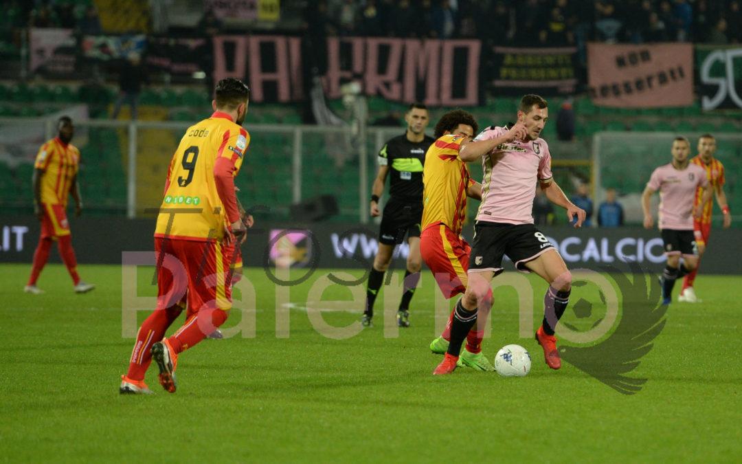 Palermo, calo fisico o di tensione?