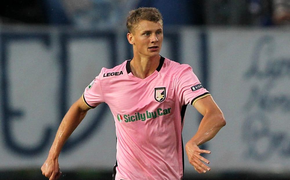 Ufficiale: l'Hellas Verona riscatta l'ex rosanero Dawidowicz
