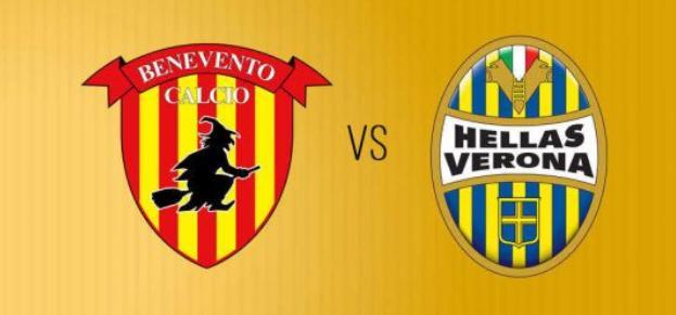 Benevento-Verona  finisce 0-1. Bene per il Palermo?