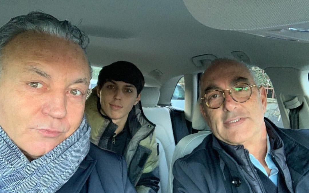 """Pulcinelli carica la piazza ascolana:"""" Io ci credo!!! Noi siamo l'Ascoli Calcio…"""""""