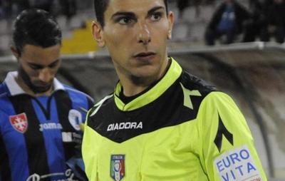 Il dottor Dionisi arbitrerà Padova – Palermo