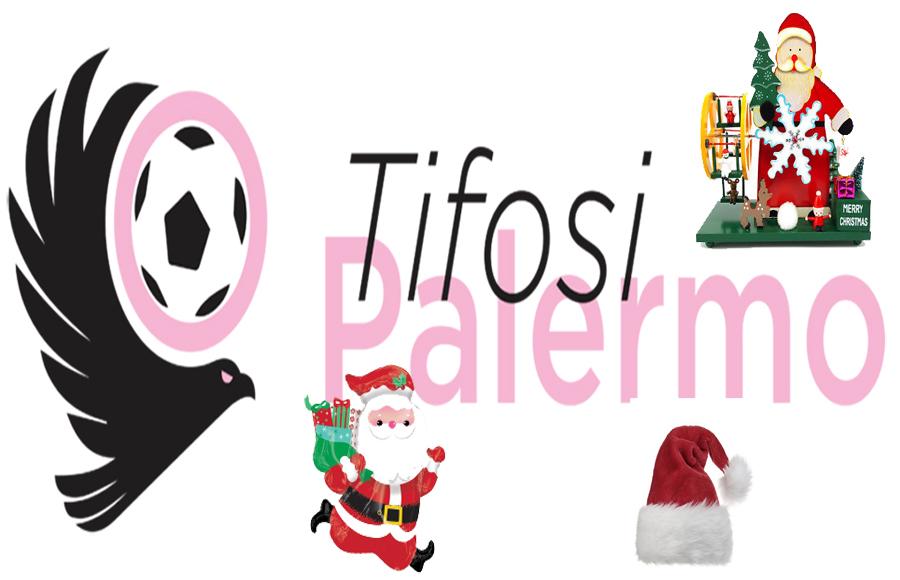 Natale in famiglia per i rosanero – le immagini sui social