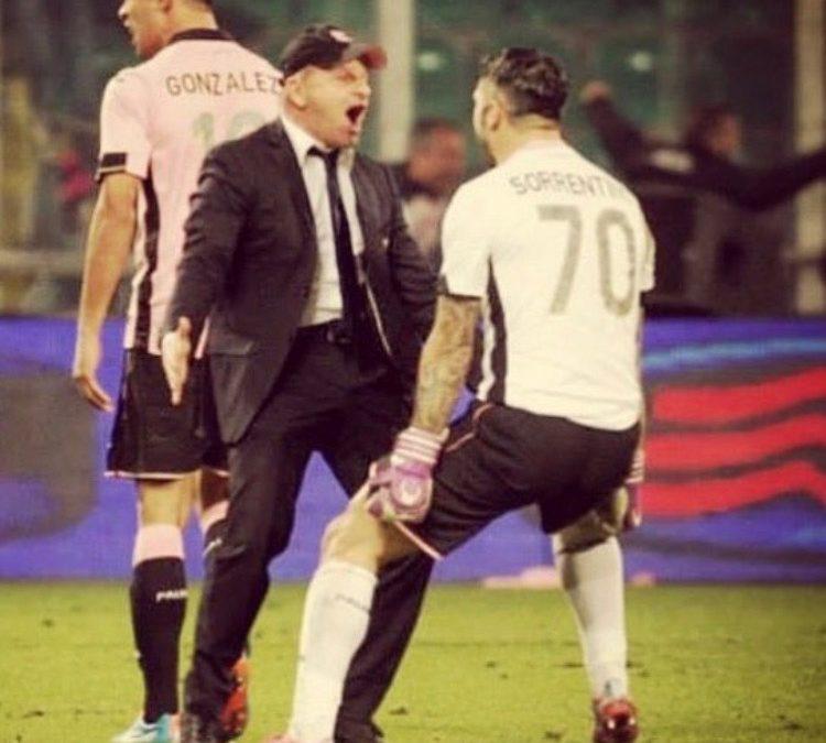 Serie A: Iachini e Sorrentino di nuovo insieme?