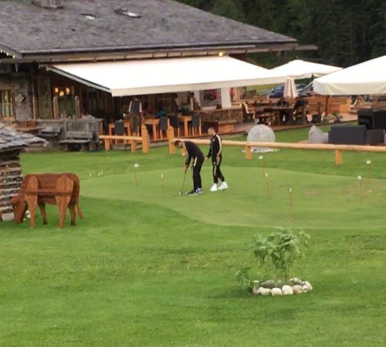Un nuovo sport all'orizzonte, il Footgolf. E i rosanero quest'estate in ritiro…