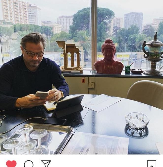 "Richardson su Instagram: ""Occupati con la finestra di mercato aperta"" – FOTO"