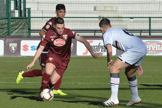 Palermo primavera sempre più giù, lo 0-4 di Torino è la terza sconfitta consecutiva.