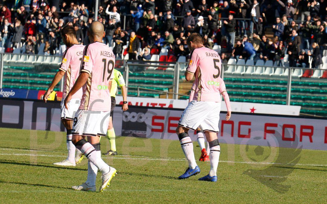Caro Palermo perché giochi solo 20-25 minuti?