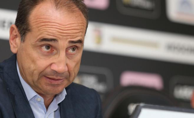 """Fabio lupo scaccia i fantasmi dei pochissimi scettici: """"Palermo assolutamente superiore a tutti"""""""