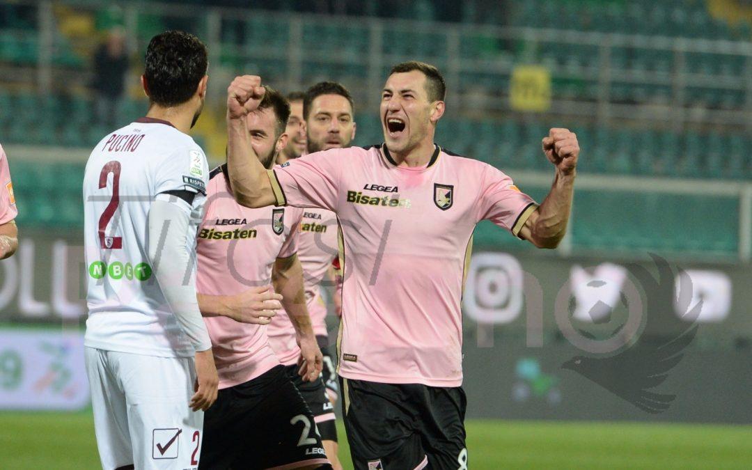 """Jajalo:"""" Il mio unico obiettivo è riportare il Palermo in A, poi rinnovo in 2 minuti """""""