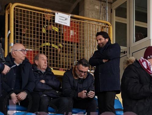 """Rosanero, caos senza fine. L'ad Facile: """"Gli stipendi? Non è certo…"""" – (Repubblica)"""