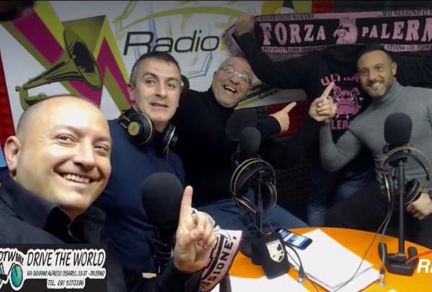 """Eravamo quattro amici…""""Palermo in Rosa&Nero"""""""