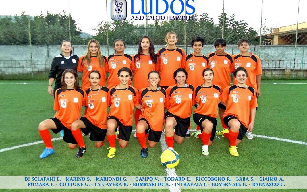 Calcio femminile: la Ludos si prepara, calcio a 5? Debutto storico