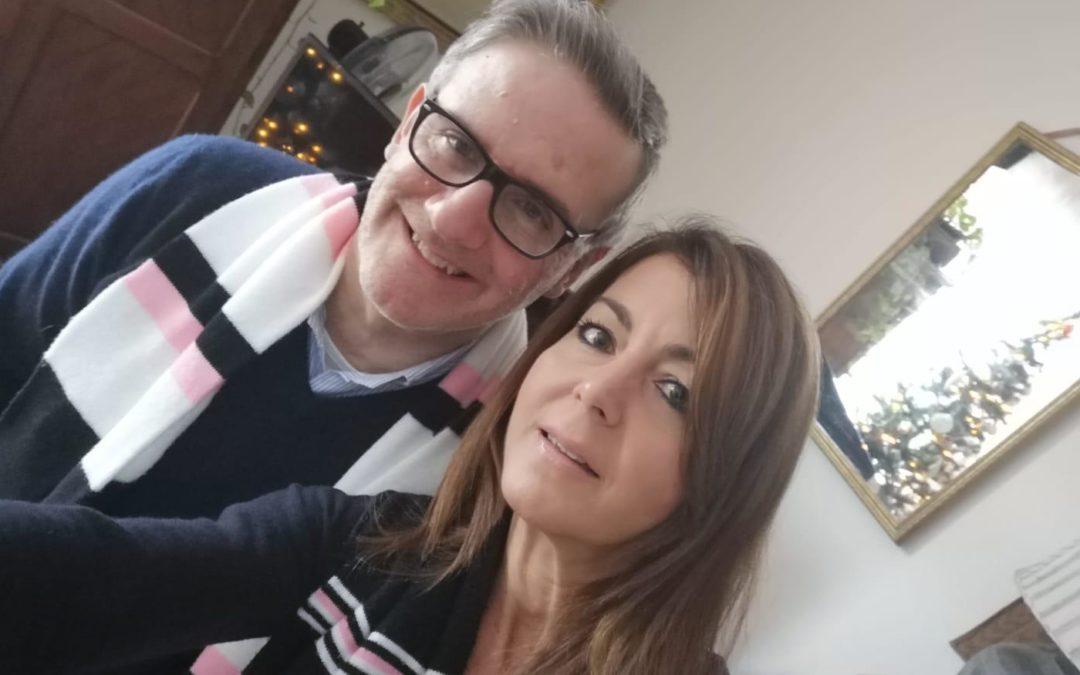 Ninni e Flavia: il nostro amore rosanero