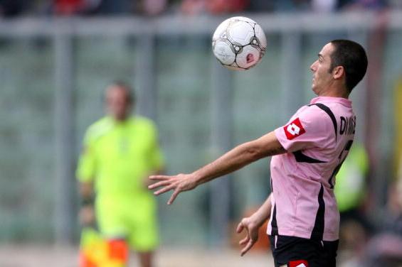 """David Di Michele: """"Il Palermo unica squadra con continuità"""""""