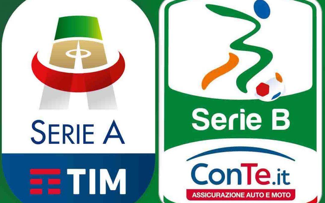 Le classifiche di Serie A e B aggiornate: Inter a +7 sulla Roma, Palermo a +2 sul Brescia