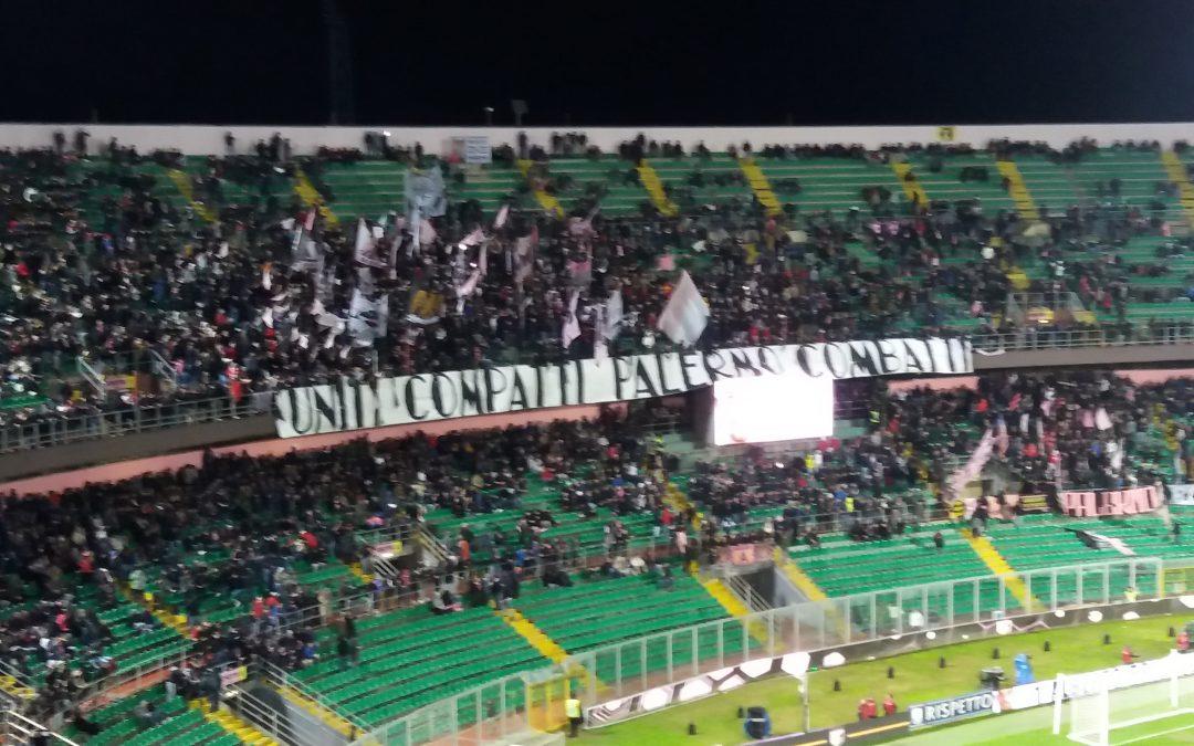 Tutti uniti, ma il Palermo non tradisca sé stesso