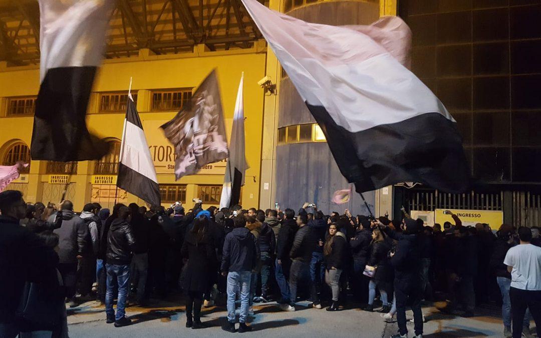 Crotone – Palermo: serve l'aiuto dei tifosi rosanero, ecco quanti al momento