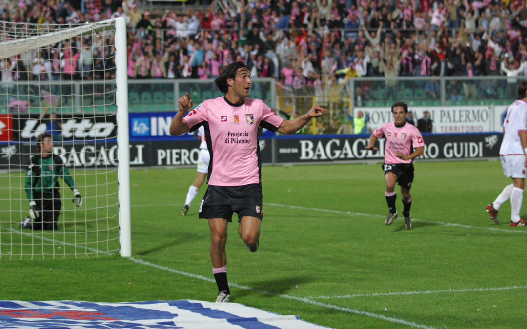 """Toni:""""Gli anni miei sono stati belli, spero il Palermo torni in A…"""""""