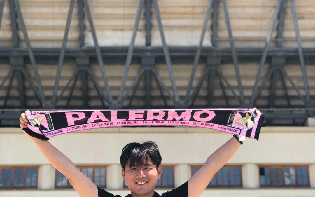 """Pan, il ragazzo che dalla Cina tifa Palermo: """"Amo Palermo e il pane ca mieusa, saliremo in Serie A"""""""