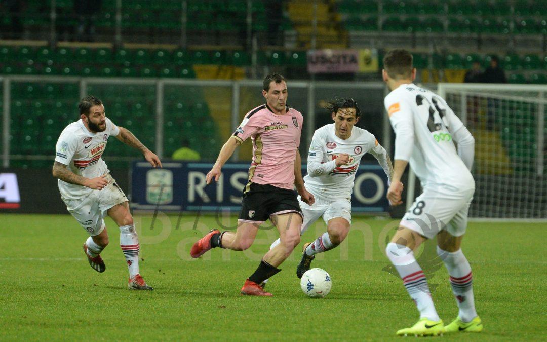 Perugia-Palermo: le formazioni ufficiali, confermato Puscas davanti