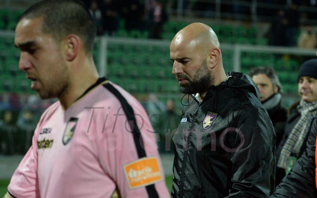 Il Palermo perde pezzi in difesa.