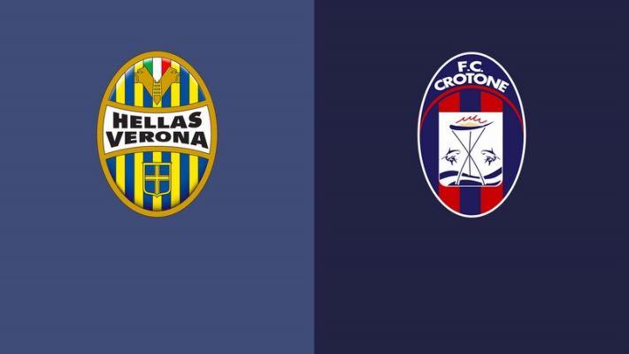 Serie B: il Verona non sa più vincere, solo 1-1 col Crotone