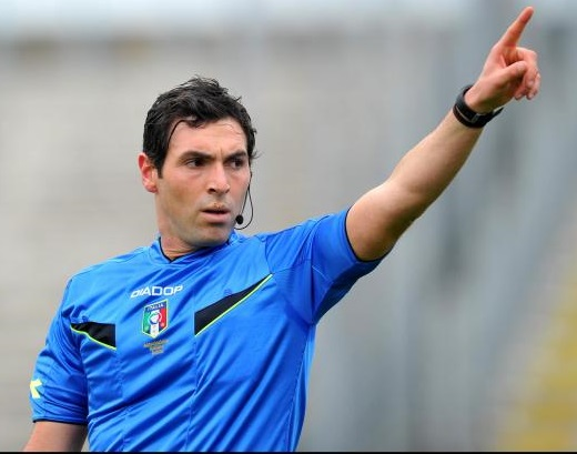 Palermo-Cittadella dirige Sacchi. Un arbitro con cui si pareggia sempre!