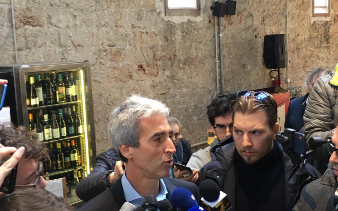 """Dario Mirri: """"Felice che tutto sia risolto. Attendiamo di accogliere i nuovi compratori"""""""
