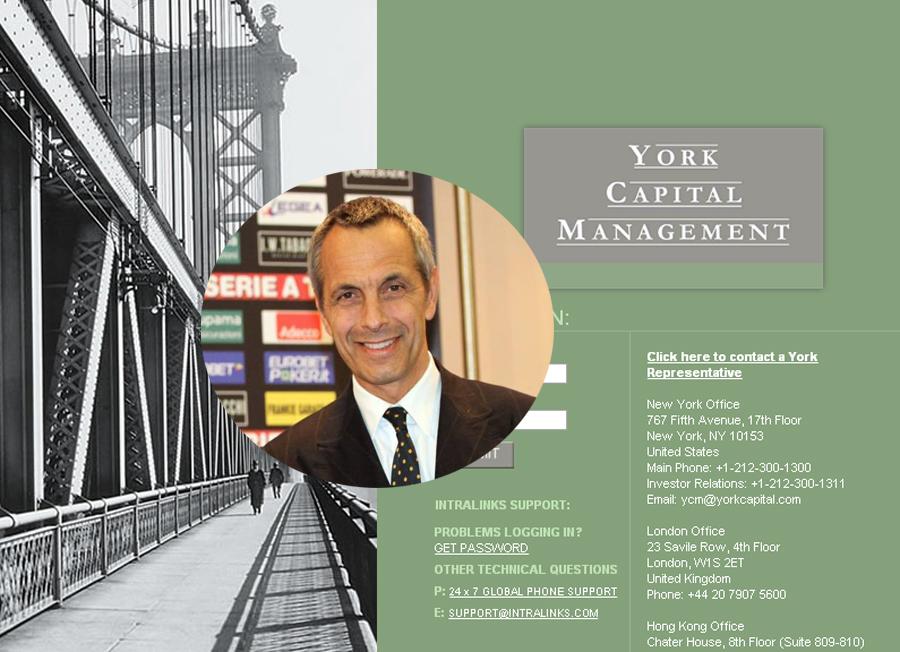 York Capital al lavoro, ma in corsa c'è anche il gruppo di Sagramola – (GdS)