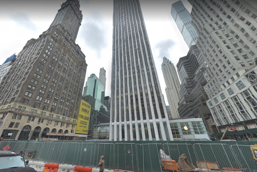 La sede di York Capital Management a New York