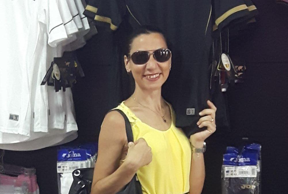 """Cecilia Rubino: """"Il Palermo è la mia forza"""""""