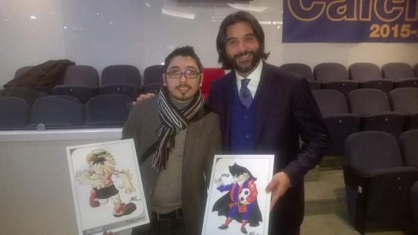 Casimiro Di Fiore: Carpi-Palermo, il mio derby del cuore