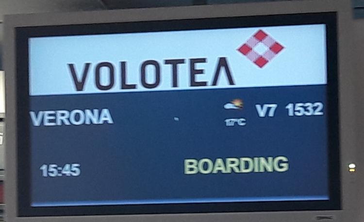 In volo verso Venezia con la squadra ma con la testa piena di ''pensieri''