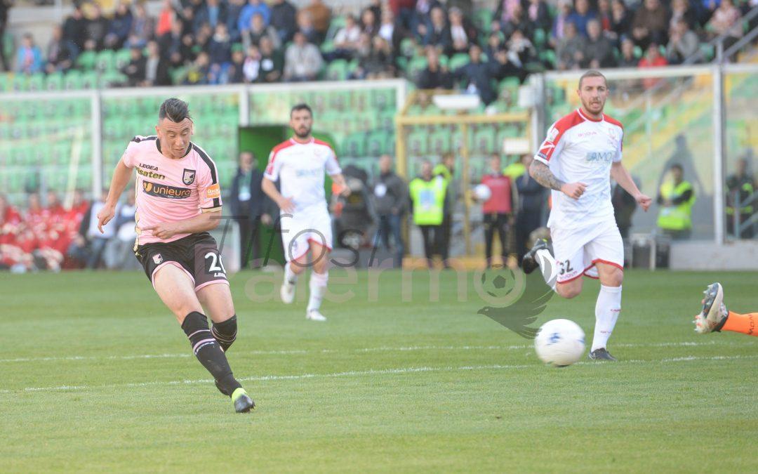 La top 11 settimanale di Dazn: presenti due giocatori del Palermo