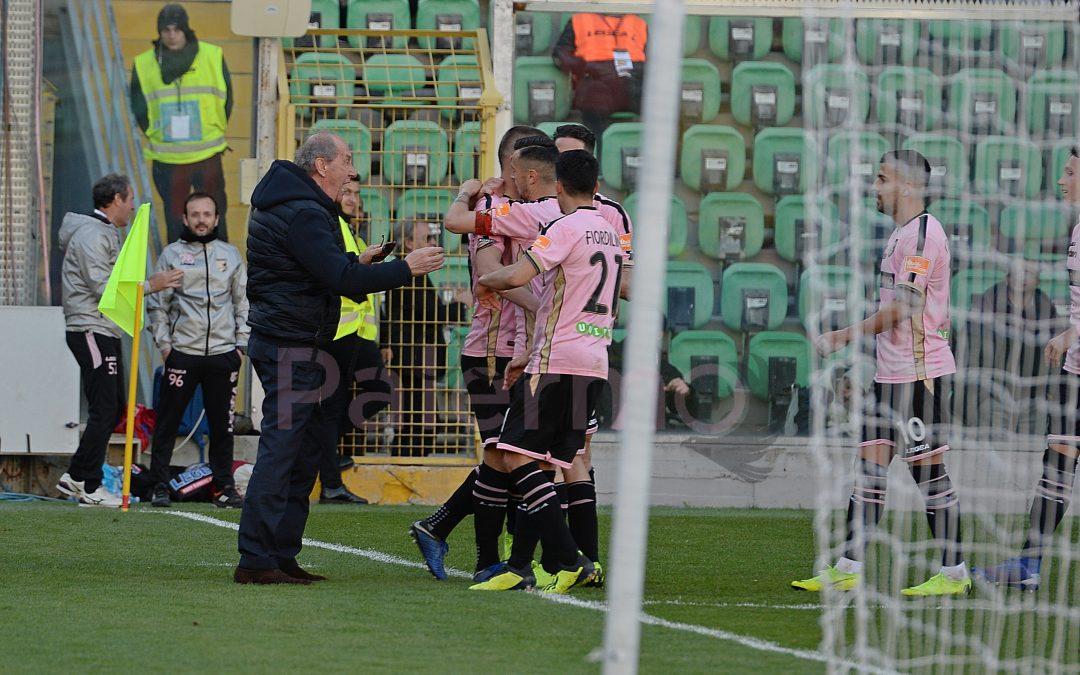 Palermo, adesso approfittane. Una vittoria per cambiare la stagione!
